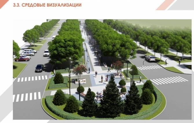 В Брянске на ремонт сквера Фокина потратят 17,3 миллиона рублей