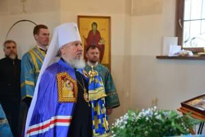 Православные брянцы отмечают Благовещение