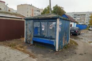 В Новозыбкове ставшую туалетом будку полиции уволили из органов