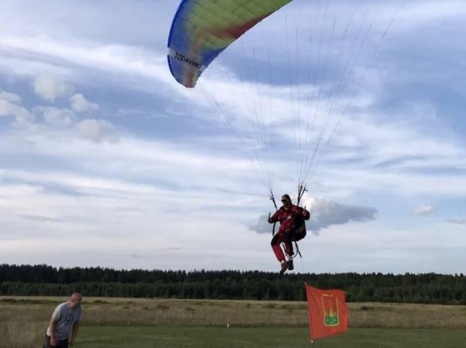 В Брянске прошел Чемпионат области по сверхлегкой авиации