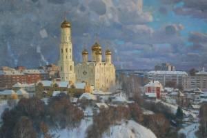 Брянцев пригласили на открытие выставки художника Евгения Фетисова