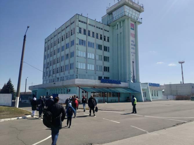 Международный аэропорт «Брянск» опубликовал актуальное расписание