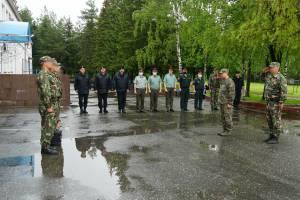 Брянские сотрудники СОБР вернулись с Северного Кавказа