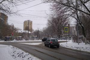 В Брянске водителям удалось добиться демонтажа светофора на Трудовой