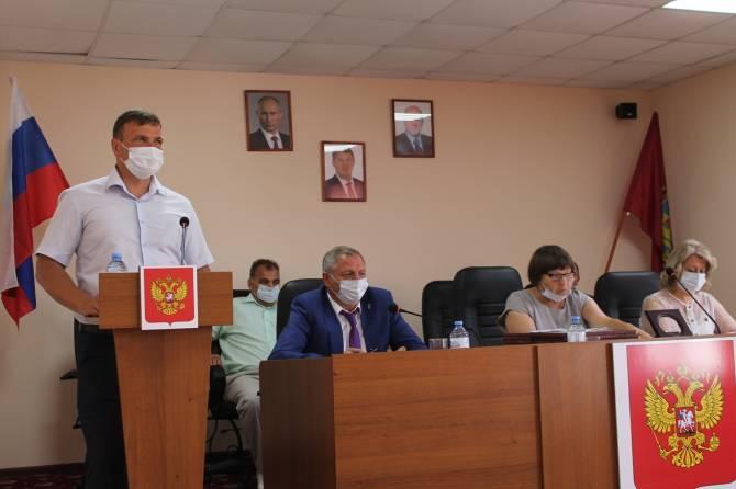 Мэр Стародуба Дмитрий Винокуров сложил полномочия