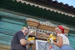 В Клинцах участники «Том Сойер Фест» позвали помощников