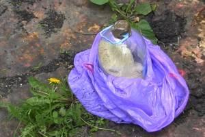 Брянские полицейские нашли 1700 граммов героина