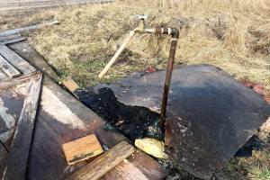 Новозыбковский водоканал оставил 94-летнюю пенсионерку без воды
