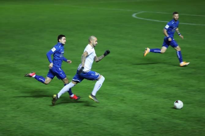 Футболисты брянского «Динамо» почти потеряли шанс на победу