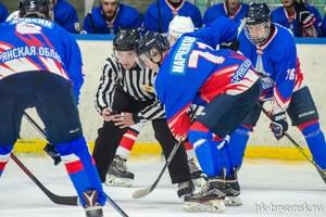 Брянские хоккеисты одержали вторую победу над «ГУОР Карелия»