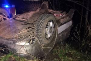 В страшном ДТП под Клетней погиб 53-летний водитель Lada