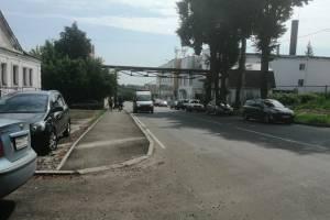 В Брянске ремонтирующая улицу Пионерскую компания переделает работу второй раз