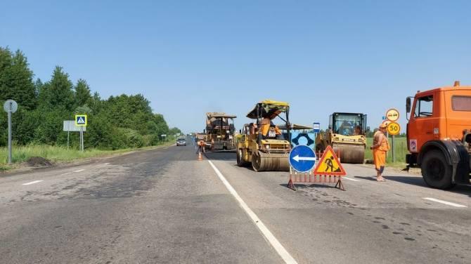Новозыбкову на дорожные ремонты выделили почти 32 млн рублей