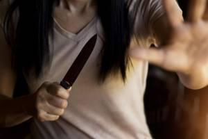 Студентка зарезала своего деда во время ссоры