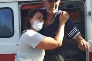 Живущая в Германии внучка спасенного брянского пенсионера поблагодарила волонтеров