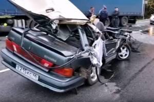 В Брянске разыскивают свидетелей жуткого ДТП возле памятника воинам-водителям