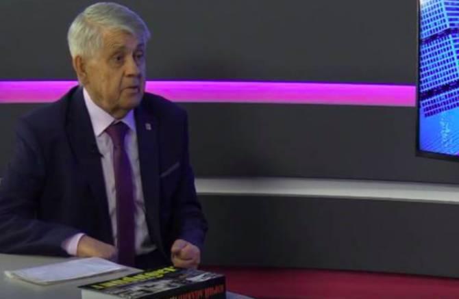 За верность журналистике наградили экс-губернатора Брянской области Юрия Лодкина