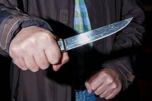 В Почепе откинувшийся уголовник едва не зарезал собутыльника