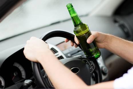 В Брянске за месяц завели 6 уголовных дел за повторную пьяную езду