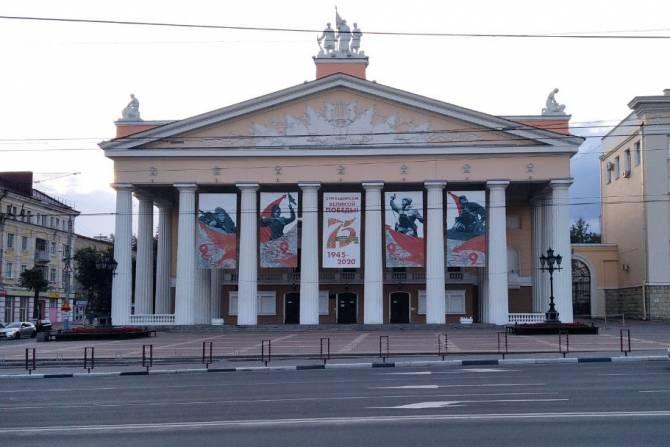 В Брянск с гастролями приедет Могилевский драмтеатр