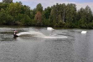 В Брянске прошли соревнования сёрферов