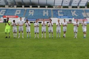 В первом матче сезона брянское «Динамо» проиграло саратовскому «Соколу»