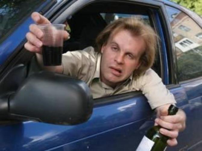 В Брянске за выходные поймали 4 пьяных водителей