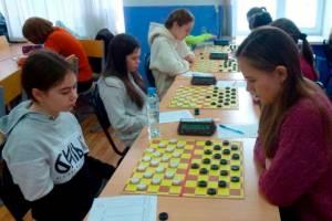 В Брянске стартовал чемпионат области по стоклеточным шашкам
