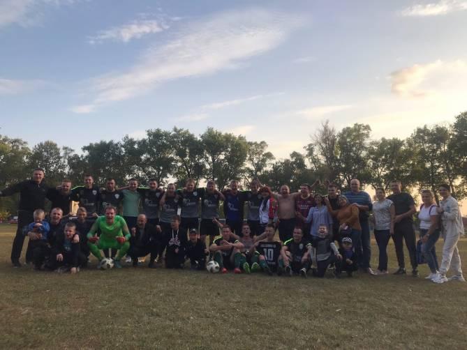 Брасовский футбольный «Олимп» вырвал победу у брянского «Мелькрукк-БГИТУ»
