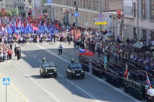 В Брянске запретили проводить Парад поколений в День города