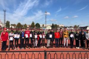 В Брянске подростки Фокинского района выиграла городскую спартакиаду