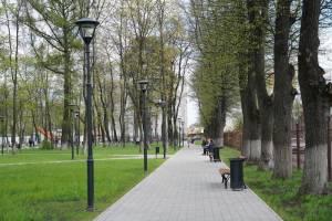 В клинцовском парке в 2022 году появятся новые аттракционы и фонтан