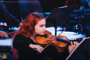 Брянская студентка сыграла в оркестре под управлением Юрия Башмета