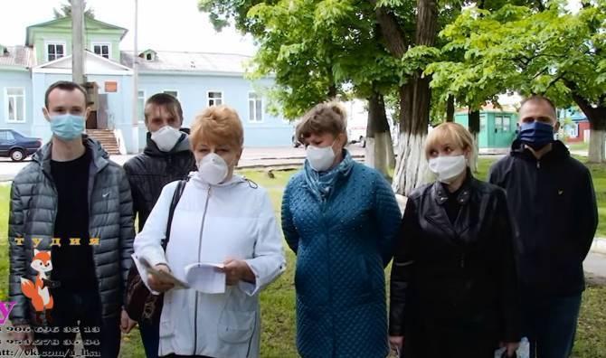 В Почепе и Новозыбкове проверят сообщение о невыплате денег медикам