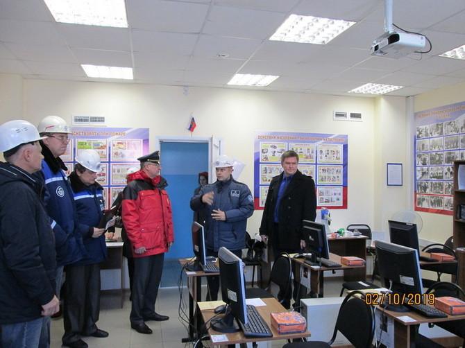 В Брянске проверили безопасность троллейбусного депо и бани