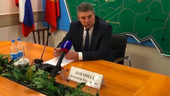На брифинге губернатора Брянщины не озвучили десятки вопросов