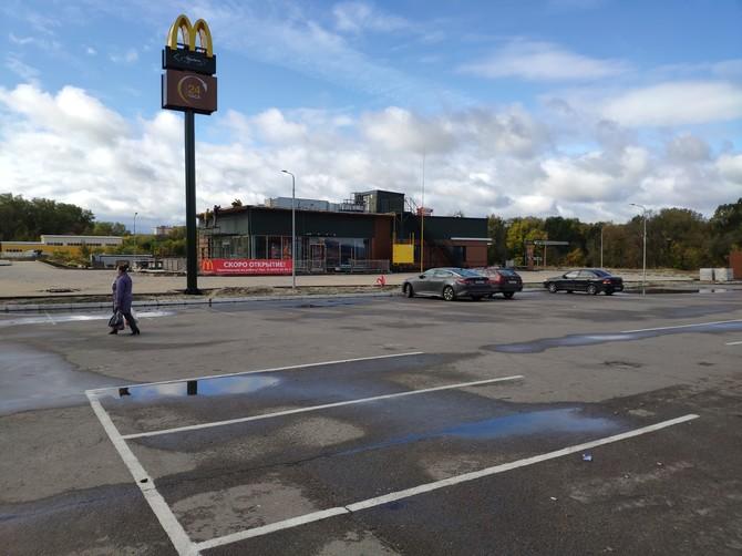 В Брянске скоро откроется четвёртый «Макдоналдс»