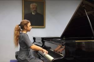 В Брянской области наградили лучших пианистов
