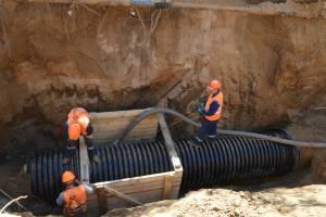 В Брянске проведут реконструкцию четырех канализационных коллекторов