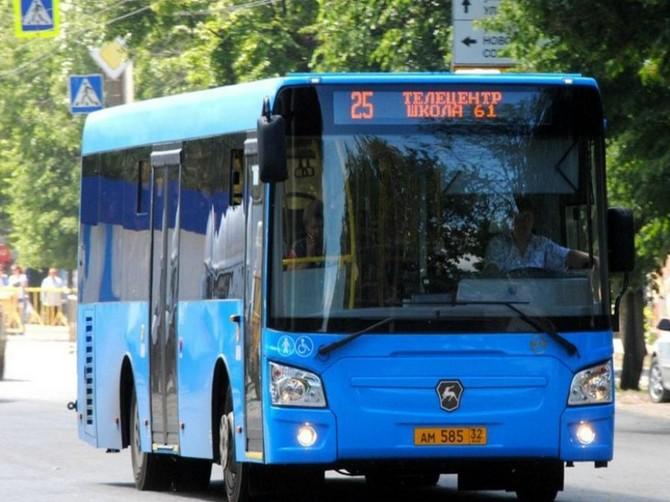 В Брянске из-за «Кросса нации» изменится расписание автобусов
