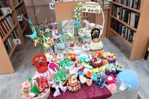 В Почепе прошла благотворительная выставка-ярмарка «Пасхальный сувенир»