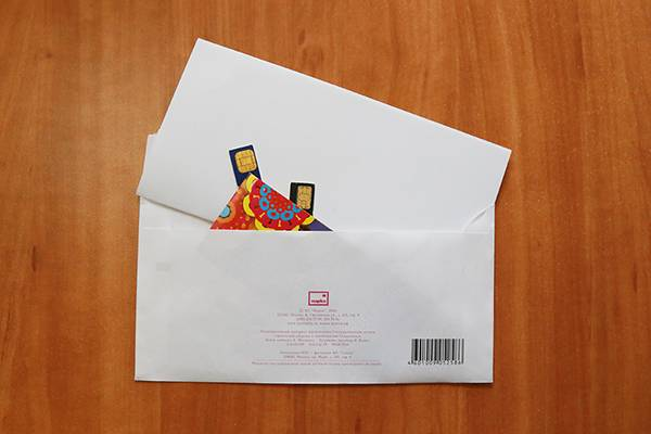 В Брянске девушка отправила возлюбленному зэку сим-карты в романтичном письме