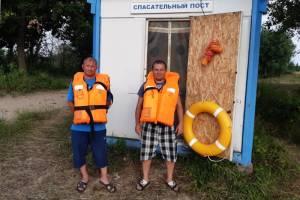 Под Новозыбковом на Ипути спасли тонувших девушку и парня