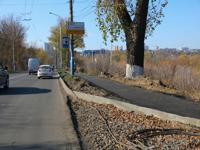 В Брянске отремонтировали 12 дорог