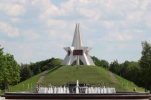 В Брянске Курган Бессмертия назвали самым популярным местом отдыха