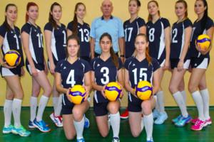 Брянские волейболистки уступили команде из Рязани