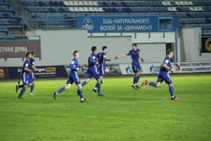Брянское «Динамо» уверенно разобралось с ФК «Калуга»