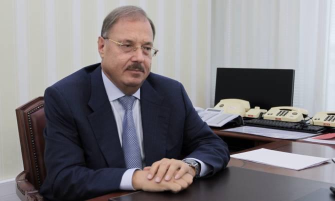 Борис Пайкин попросил брянского губернатора сделать 31 декабря выходным