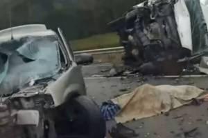 ДТП с брянским водителем под Калугой унесло жизни двоих