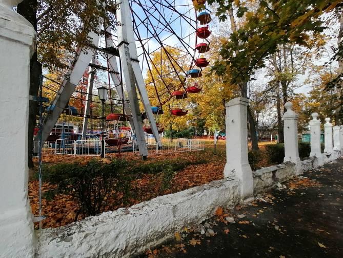 Благоустройство новозыбковского парка доверили компании из Барнаула